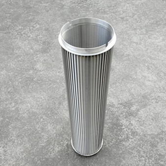 100% China produce replacement for Self-Cleaning Russell Eco Filter element Wedge Wire micoscreen