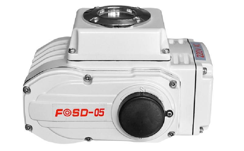 Chinese electric actuator for valve