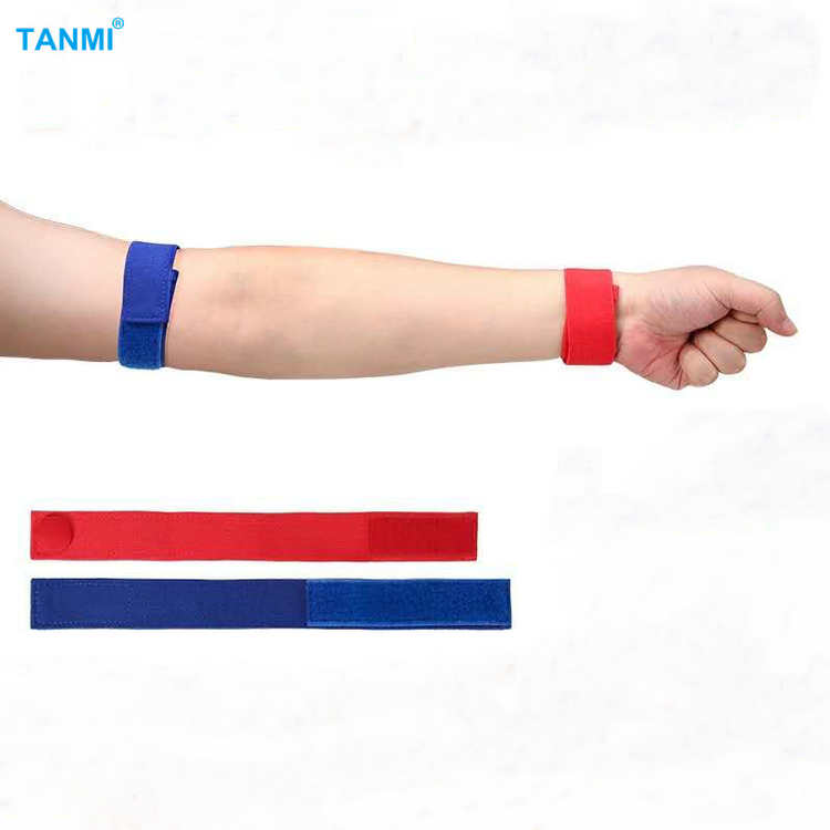 Medical Latex Free Tourniquet Dialysis Tourniquet Medical Disposable Consumable Hospital Supplies
