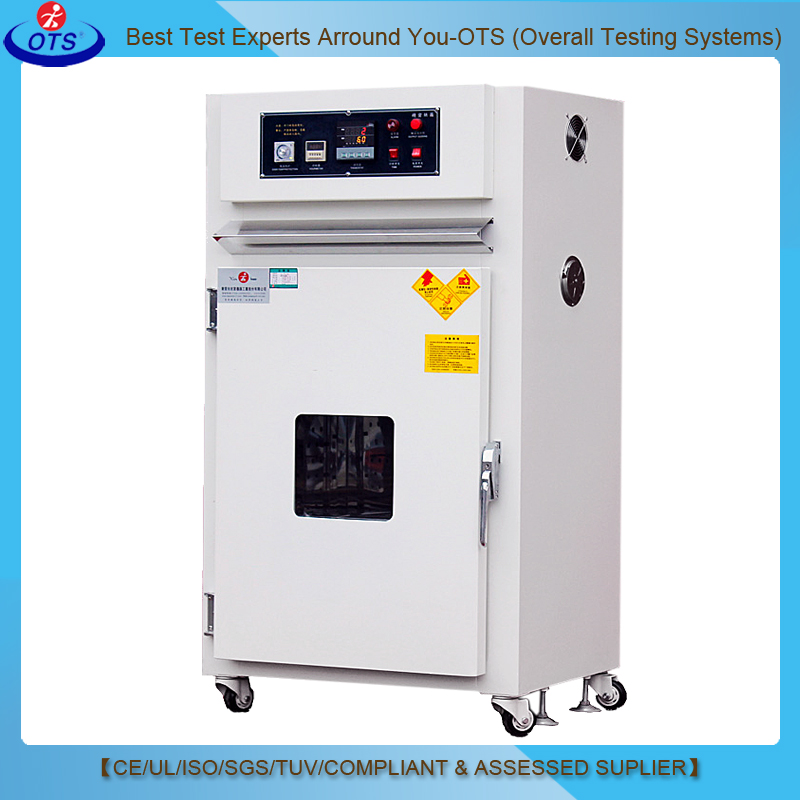 Guangdong Lab Equipment Industrial Hot Air Electrical Endurance Aging Oven Test Machine