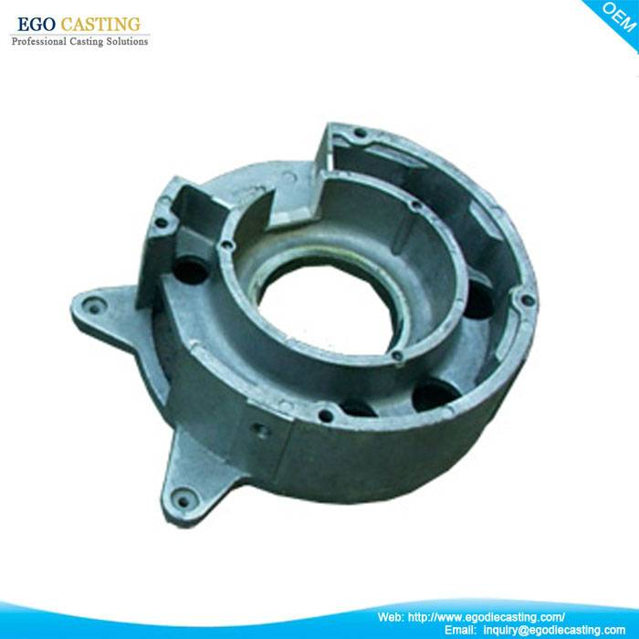 Mechanical die casting