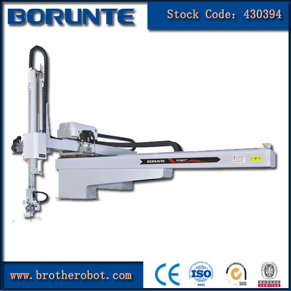 High Quality automatic robot arm/ CNC AC servo large beam robot on Sale