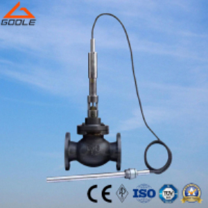 ZZWP Self-Actuated Temperature Control Valve