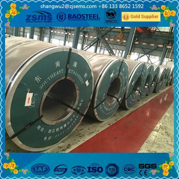 GI / Hot Dipped Galvanized Steel Coils SGCC DX51D for Construction, PPGI, Appliance