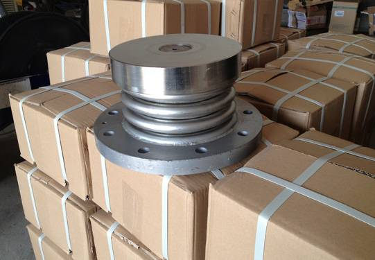 Expansion Joint Corrugated Pipe