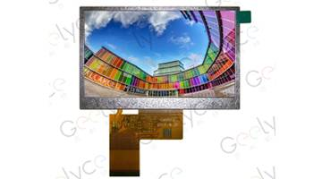 4.3-inch TFT LCD Display, 480 RGB x 800P Resolution, 8/16/24 RGB Interface