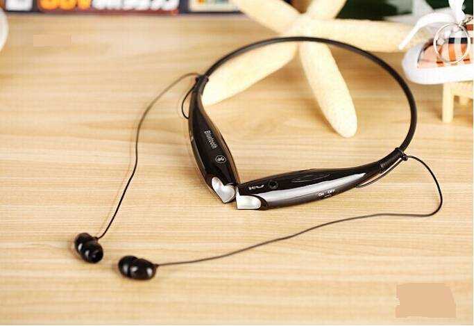 hot selling for promotion sport headphones bluetooth with HI-FI bass sound