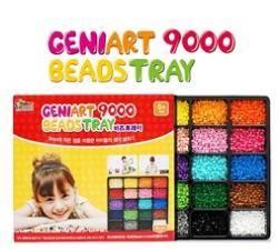 Geniart 9000 beads Tray