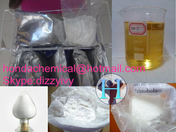 99% purity Anabolic Steroids Hormone Powder Primobolan Methenolone Acetate CAS#434-05-9