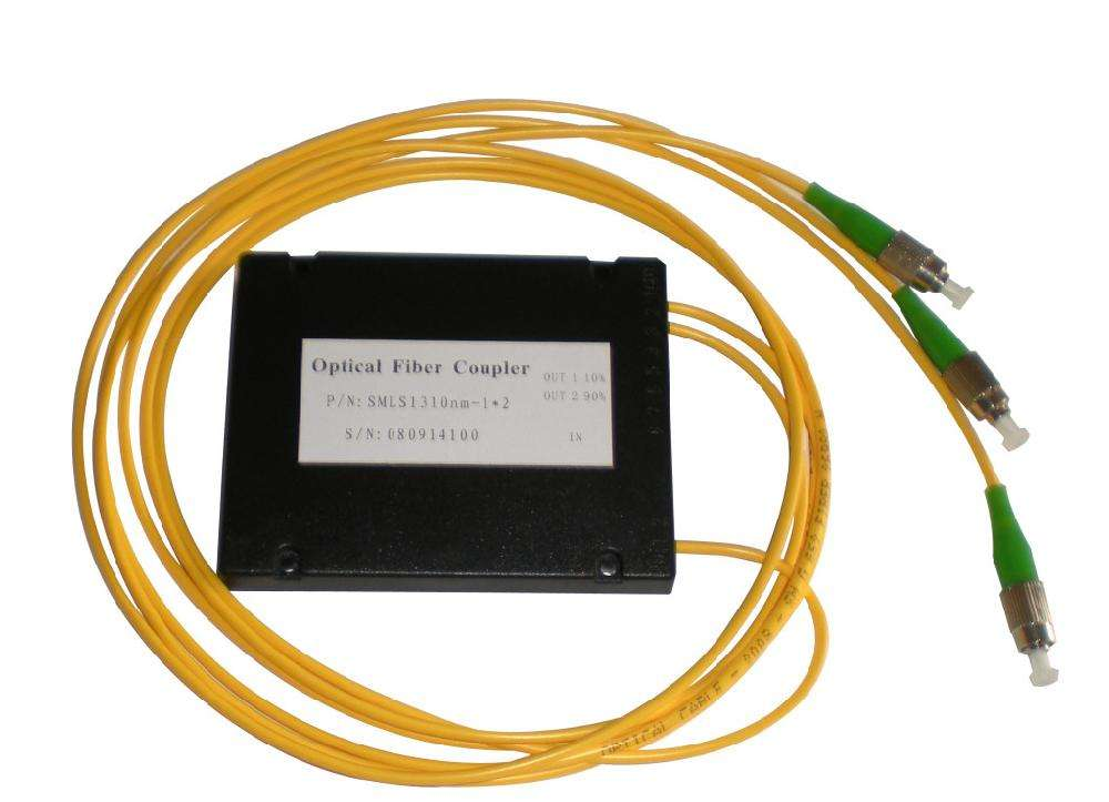 980nm PLC 18 Fiber Optical Splitter Micro Type