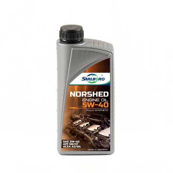 engine oil SARLBORO FS 5W-40 SN/CF