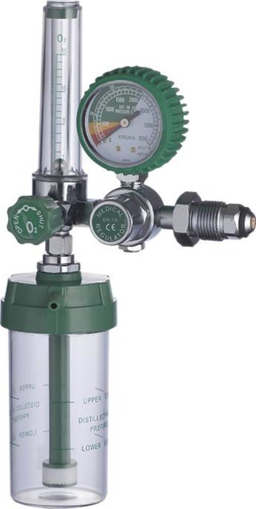 Facility Oxygen Regulator for oxygen Cylinder