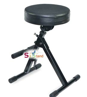 PU sit stand work chair