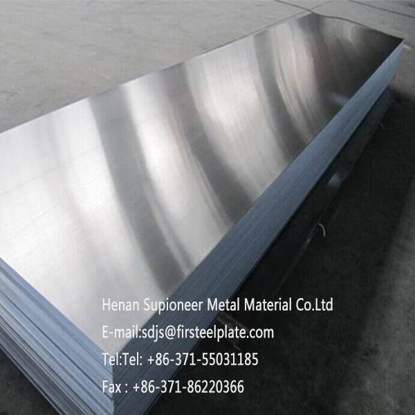 410 stainless plate
