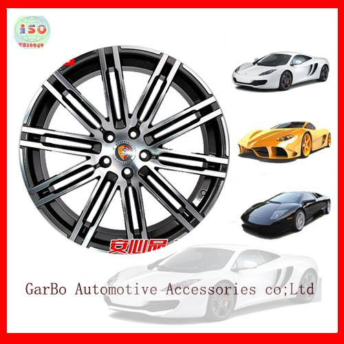 aluminum alloy wheel rims for Porsche Macan 20 21inch audi A5 alloy wheel hub