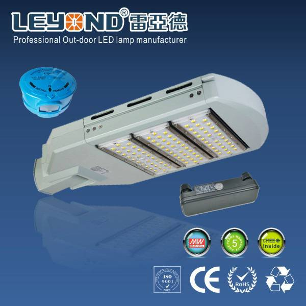 Leyond new Arrival CE,RoHS Certification and IP65 IP Rating LED Street light 100w/150watt led street