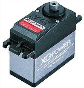 XQ-Power Servo Digital Servo XQ-S4016D Ti Gear 17.5kg/0.12s