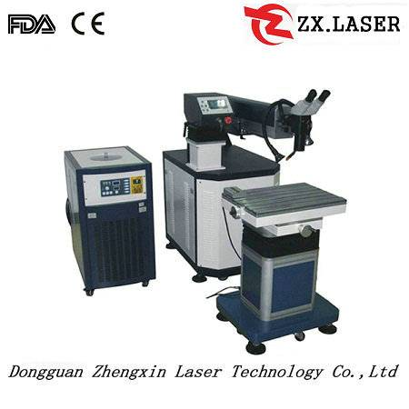Dongguan Best On Sale Factory Repair Mould / Mold Laser Welding machine