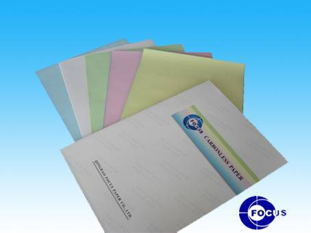 High quality Carbonless Paper/NCR Paper