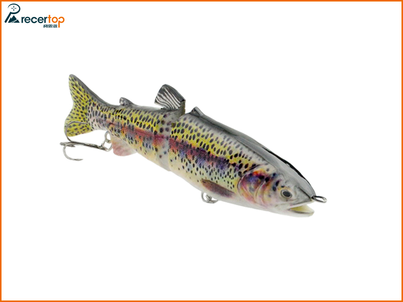 Two Section Lures Wholesale Price Tout Fishing Lure for Saltwater