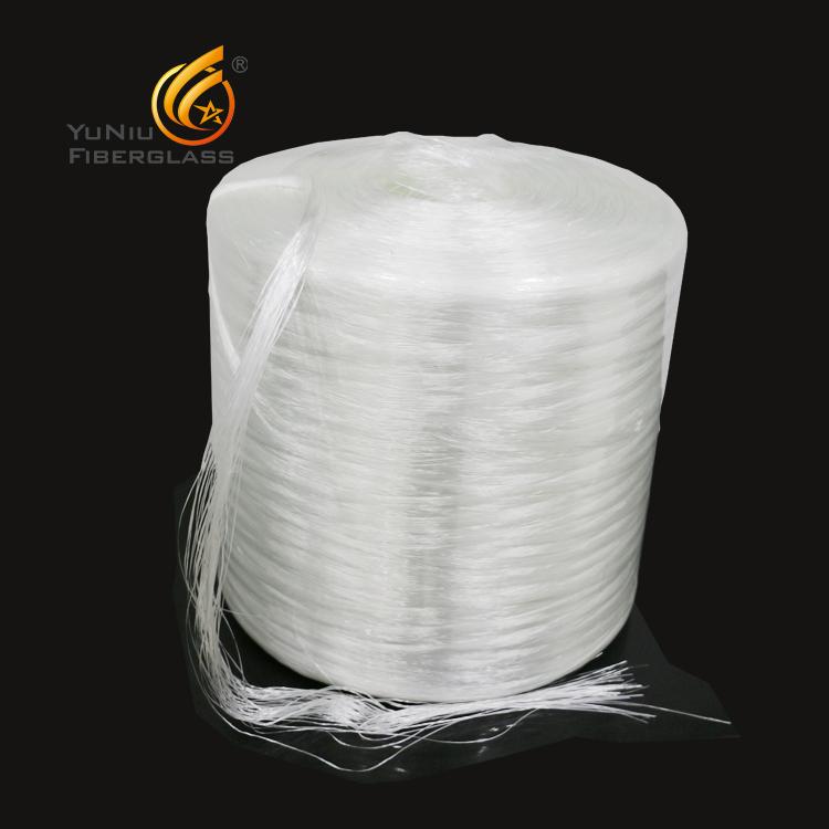 supply Glass Fiber 2400 TEX Fiberglass Roving for SMC with High Quality