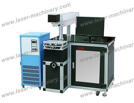 GZ50 Semiconductor Laser Marking Machine from Guanzhi Industry Co., Ltd
