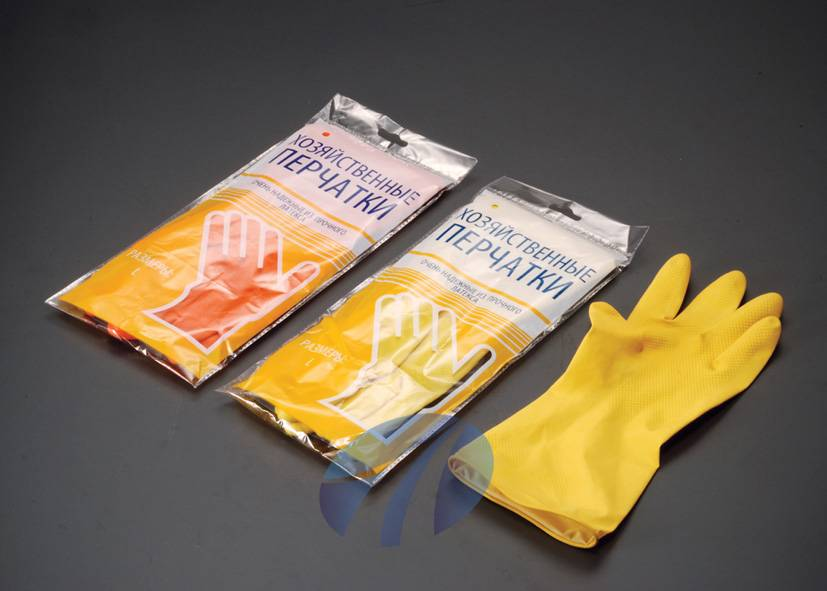 household latex gloves for cleaning