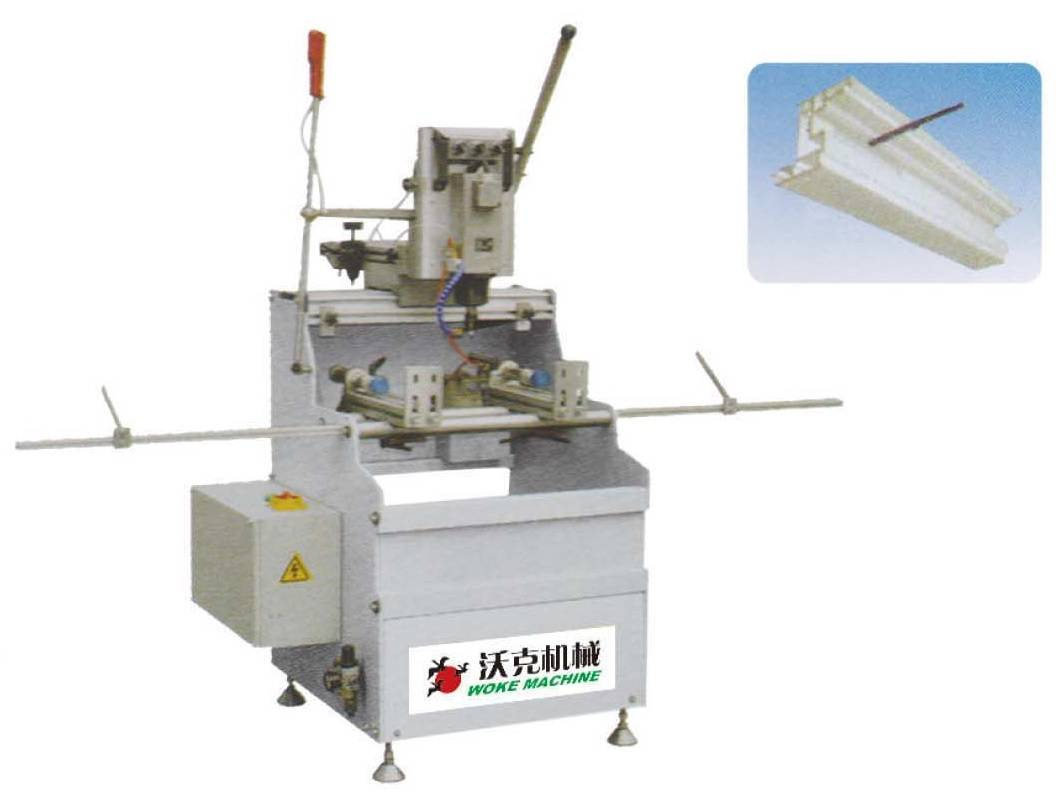 Single-head copy routing milling machine