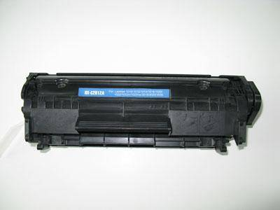 compatible for hp 2612 A ' s toner cartridge 1015  /1012