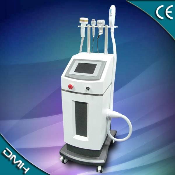 Ultrasonic Cavitation IPL Wrinkle Rejuvenation Beauty Machine DM-9008 with CE approval