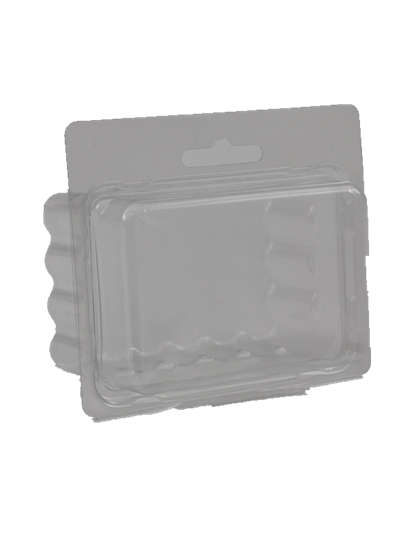 Blister clear box for food