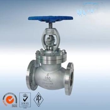 WCB body API globe valve Class 150LB 300LB 600LB