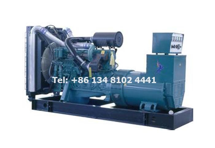 600 KW Volvo Diesel Generator