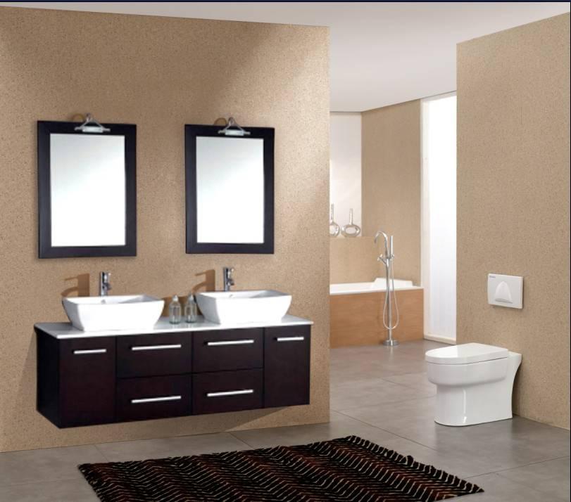 American style bathroom cabinet