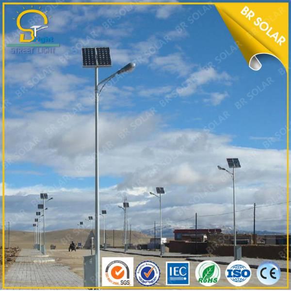 SONCAP Certifie 24V 60W cheap solar Street lights price from BR Solar