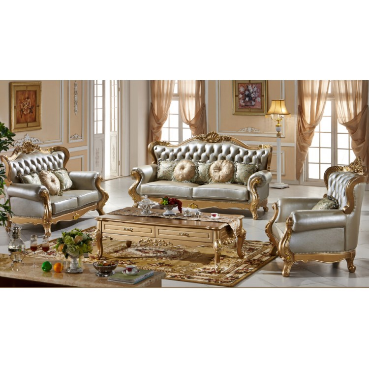 New living room classical sofa 0409-135
