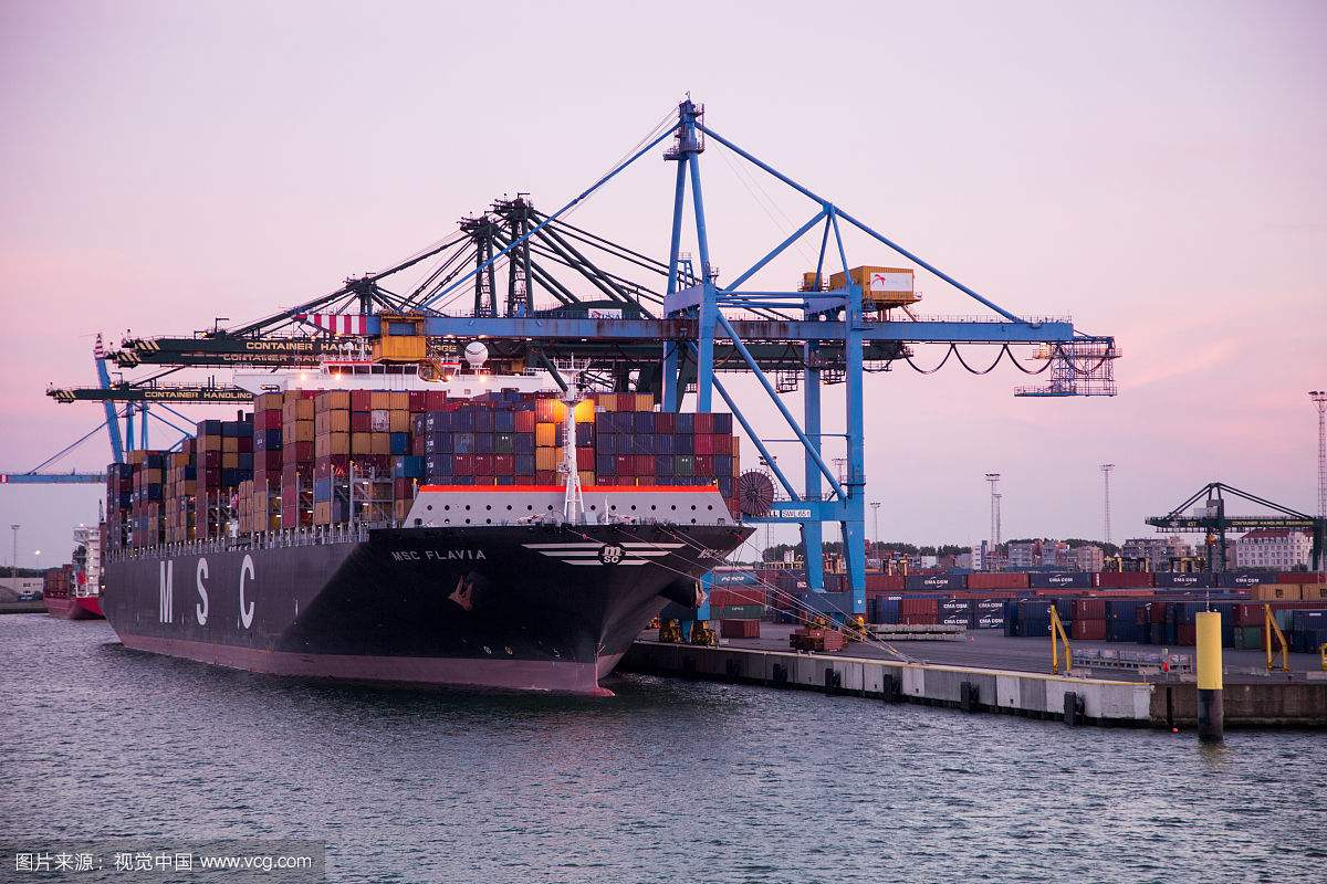 OCEAN FREIGHT FROM DALIAN TO DURBAN