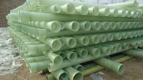 Hiqh Quality Factory Supply Pultruded High Strengh Frp Pipe Grp Pipe Fiberglass Pipe