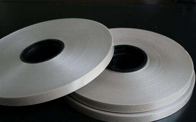 NHD Single-side Fiberglass enhanced calcined mica tape for fire proof cable