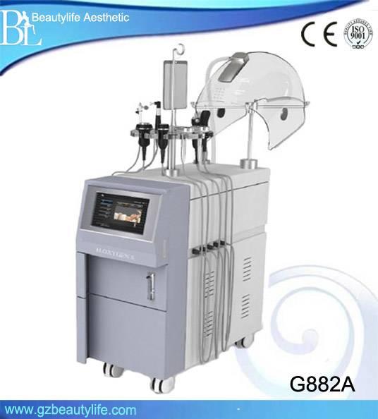 multipolar rf hyperbaric oxygen skin care beauty machine