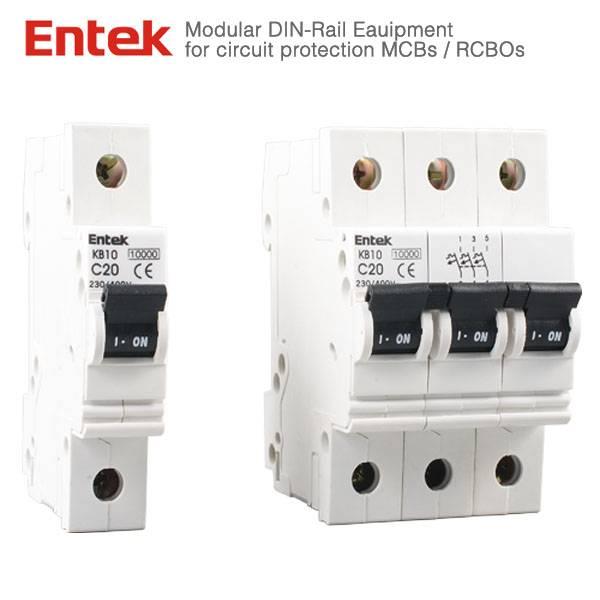 6kA Miniature Circuit Breaker CB MCB 2P 10A