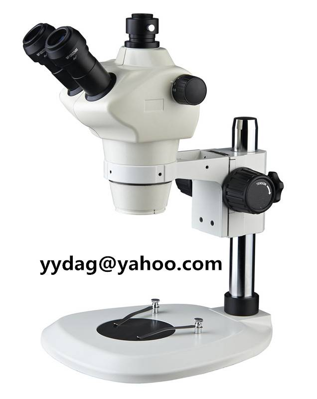 ST8050T zoom stereo microscope trinocular microscope industry medical
