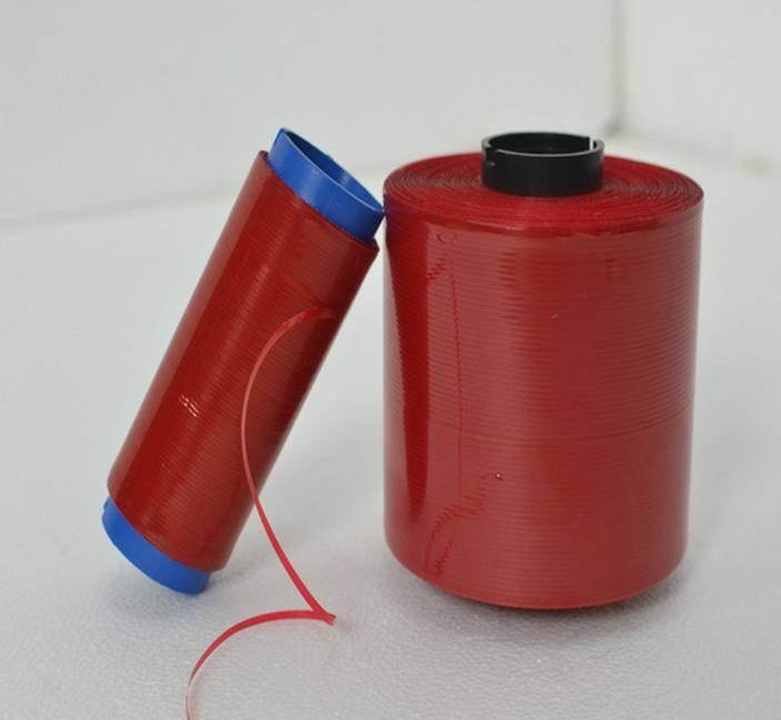 Cigarette packaging tear tape