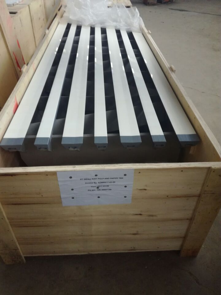 Al-oxide Agitator blade with box
