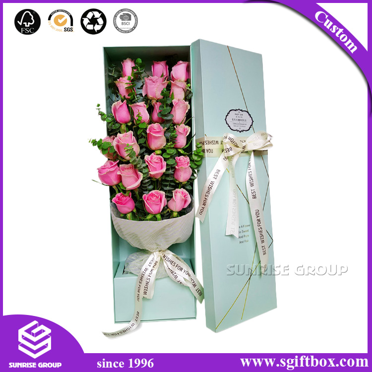 Powerful Decorative Convenient Gift Paper Box Packaging