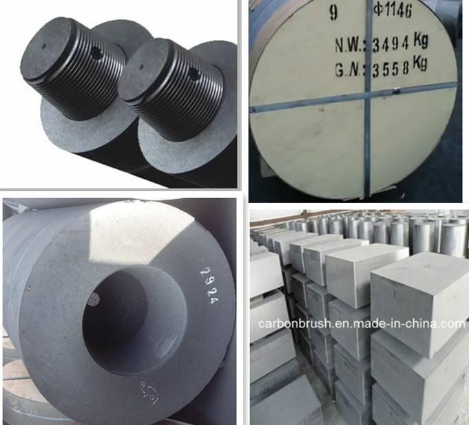 high power graphite electrode