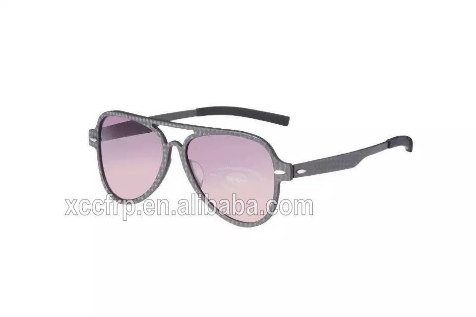 Hot sale summer Carbon Fiber sunglasses style carbon eyeglass frames