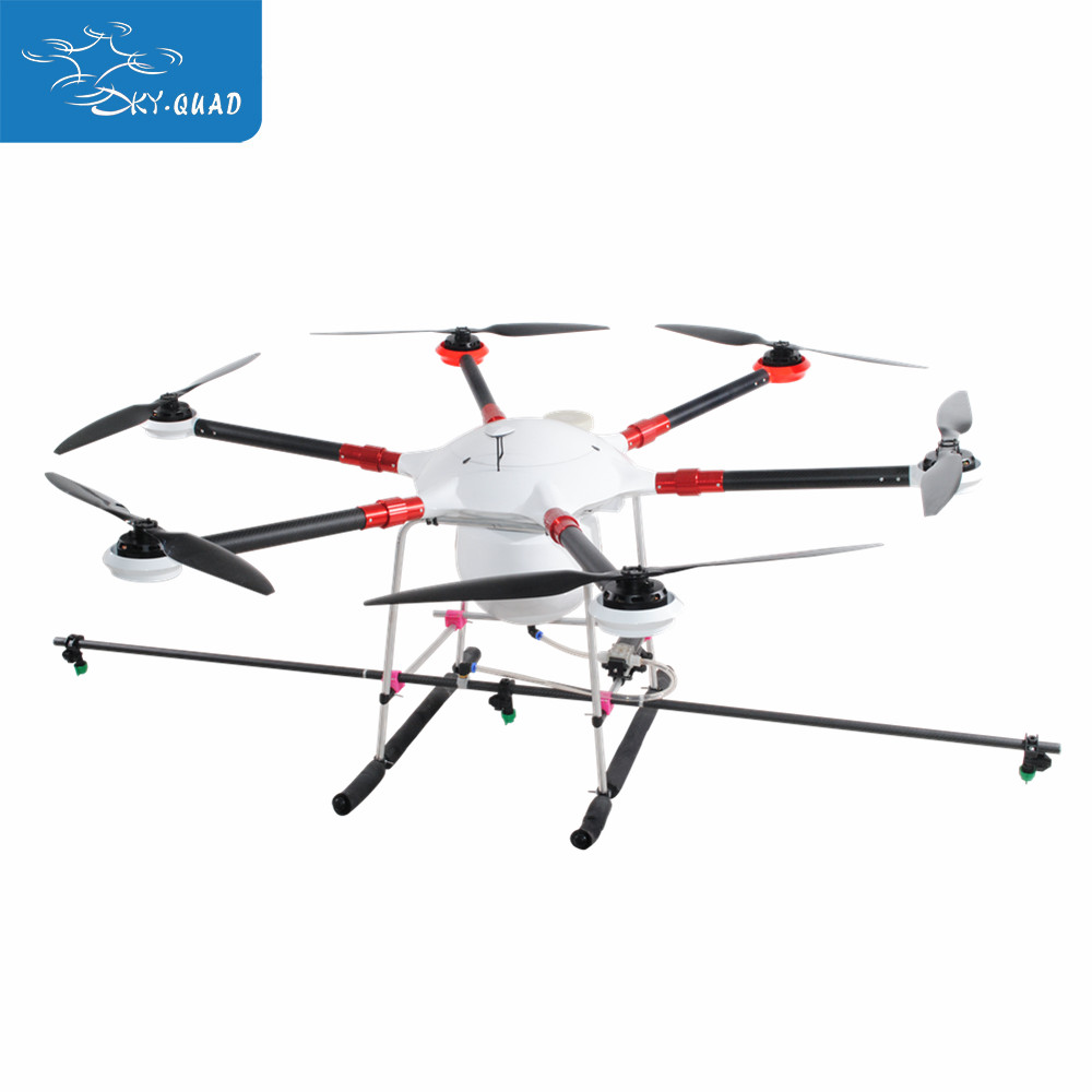 10L Agriculture Pesticide Spraying drone