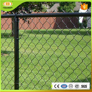 2017 Hot Sale High Quality Heavy Chain Link Fence,Chain Link Fencing