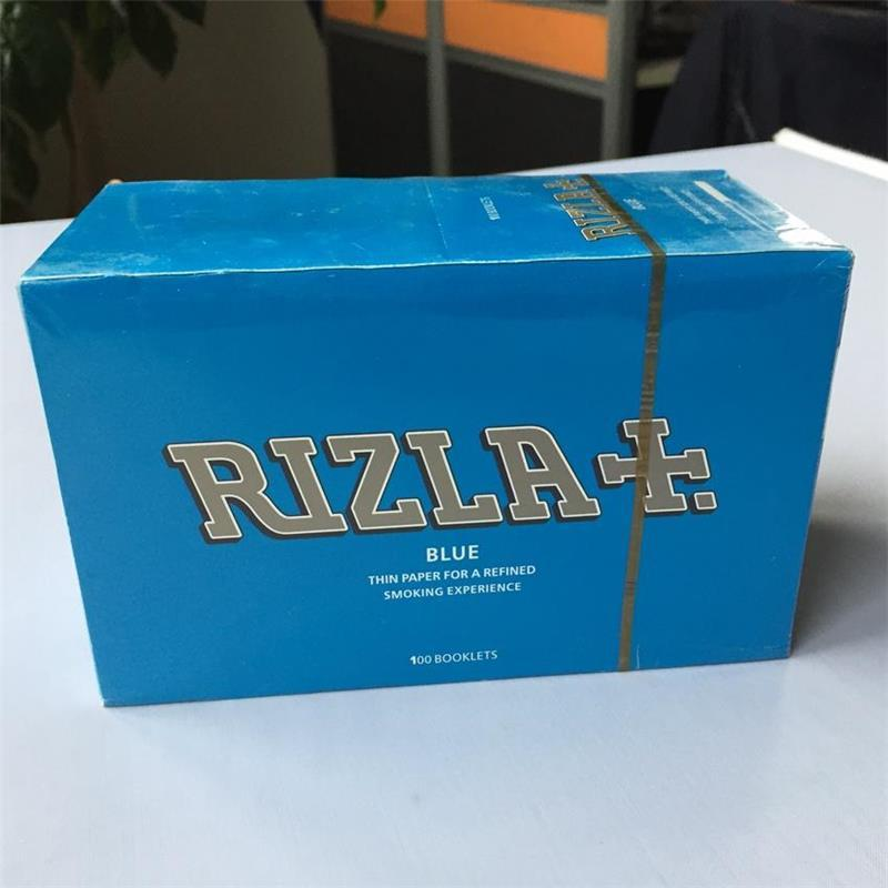 2017 Slim Rizla Cigarette Papers On